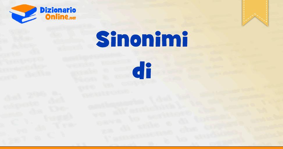 Incontro sinonimo treccani [PUNIQRANDLINE-(au-dating-names.txt) 40